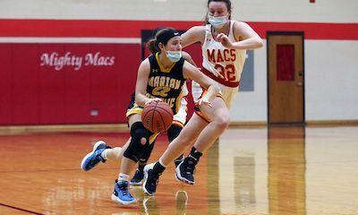 It all adds up. A torn ACL. A pandemic. No state tourney. Marian Catholic's Jules Cutrara is still ready and raring to go. Featured Photo