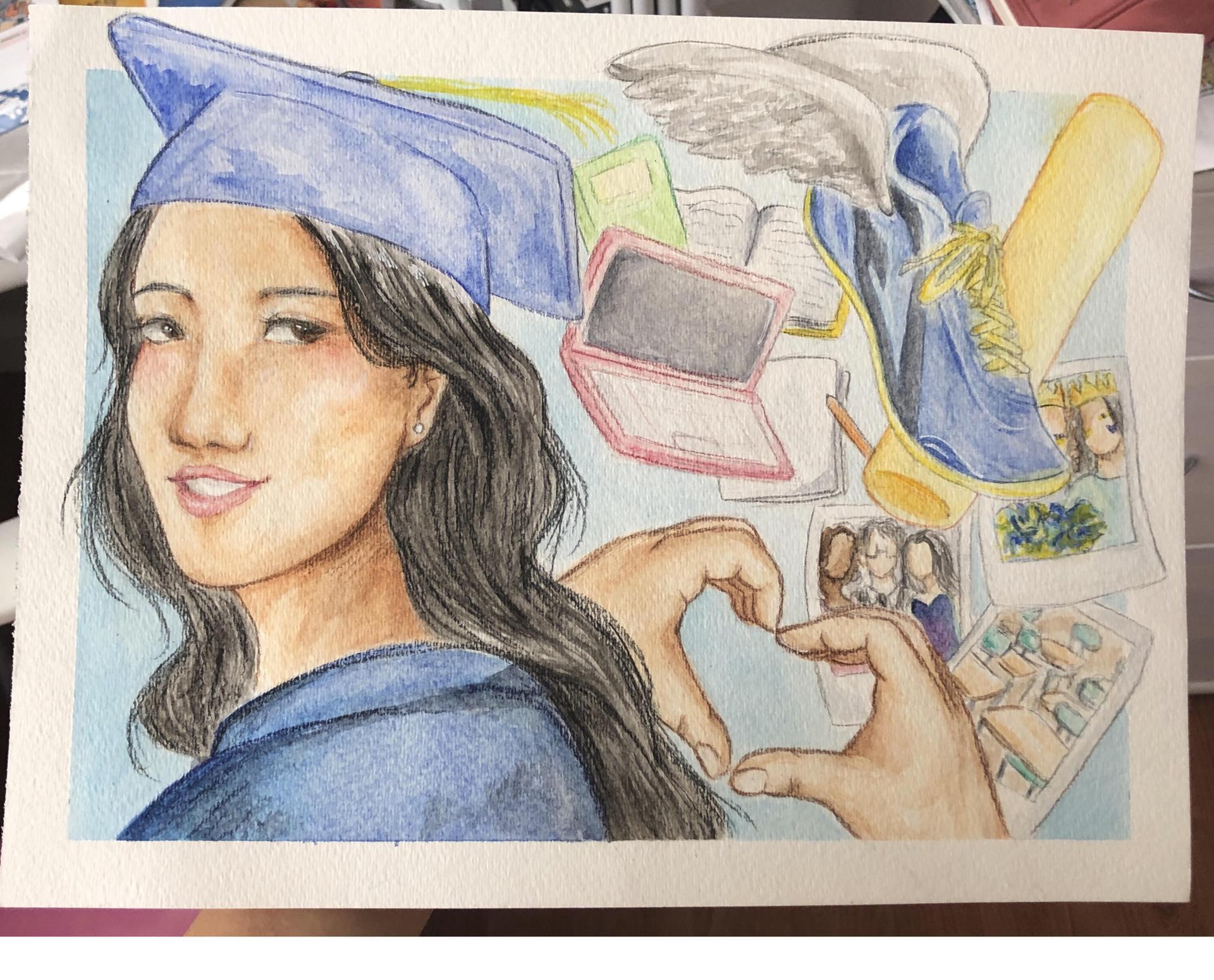 Artwork by Nicole Iwamasa