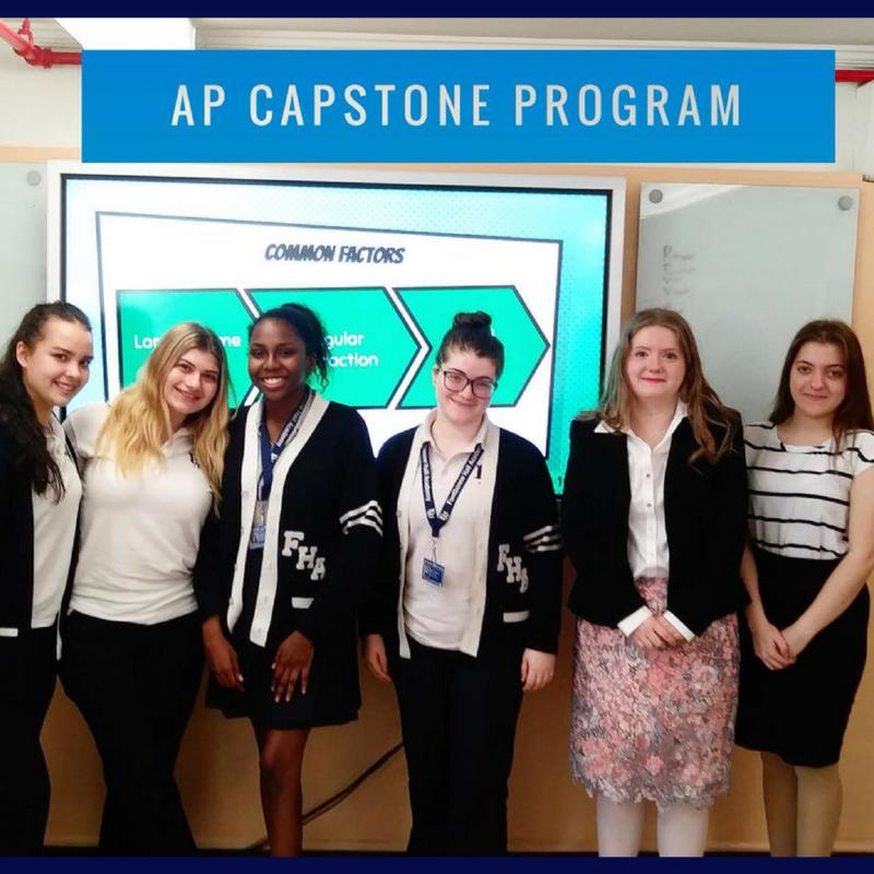 AP Capstone Milestone Thumbnail Image