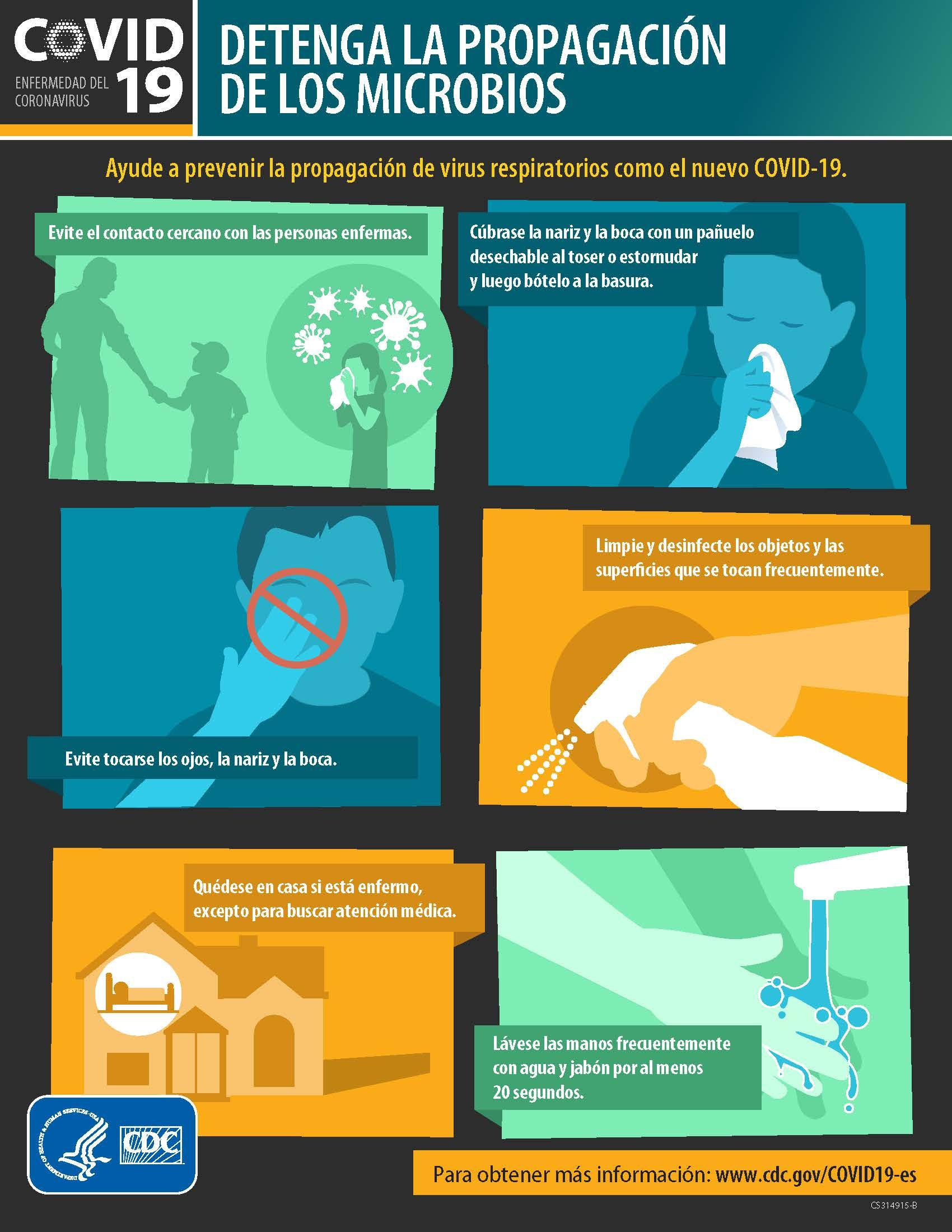 infographic spanish