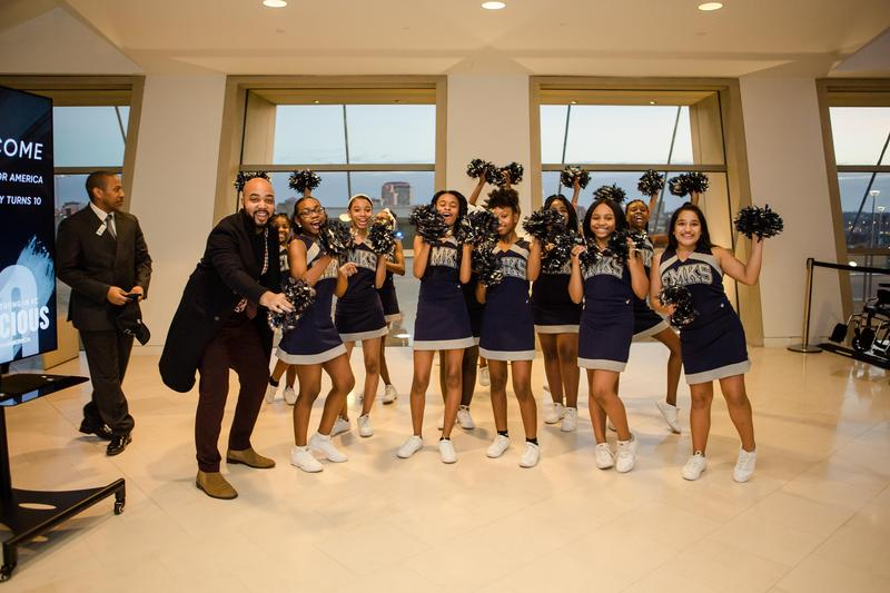Kauffman School Celebrates Alongside Teach For America Featured Photo