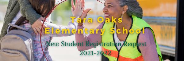 Tara Oaks Elementary Enrollment Data