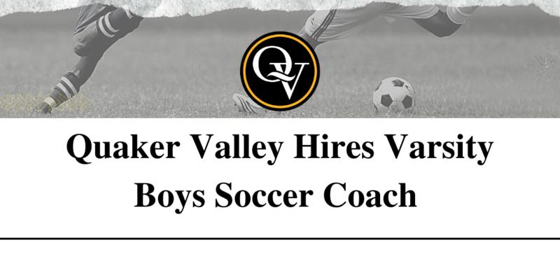 Boys Soccer Coach