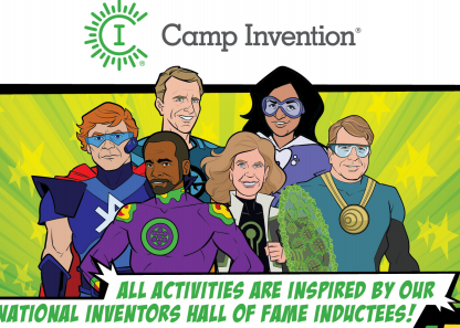Registration Now Open for Camp Invention Thumbnail Image