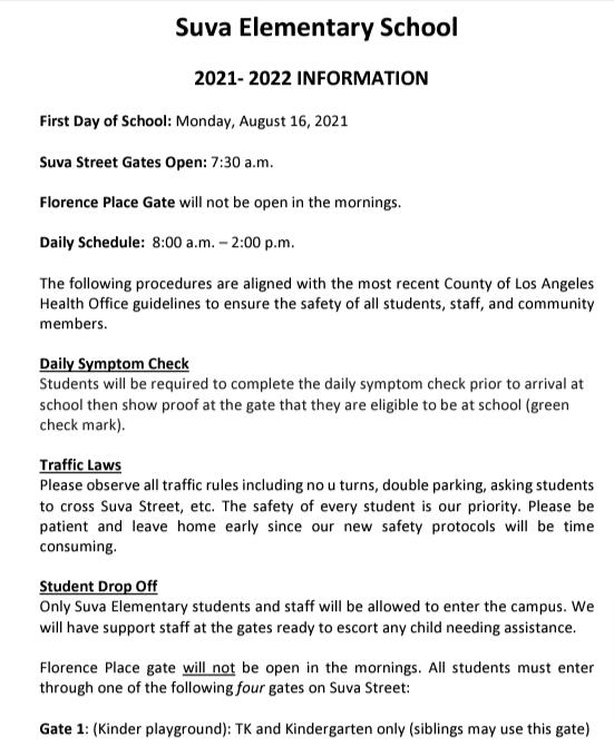 21-22 Information