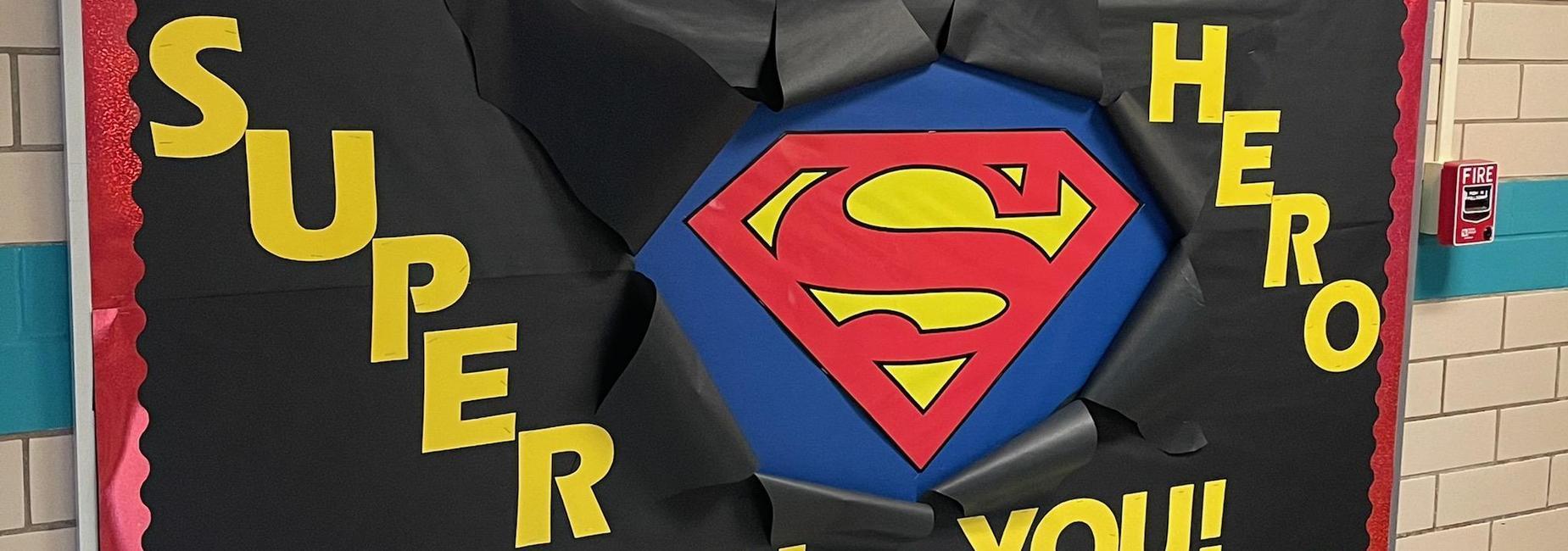 super hero board
