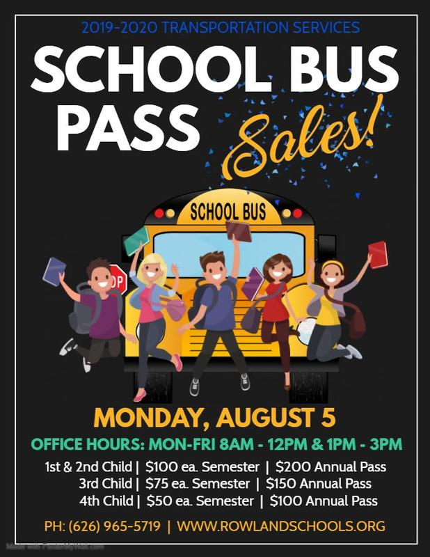 School Bus Pass