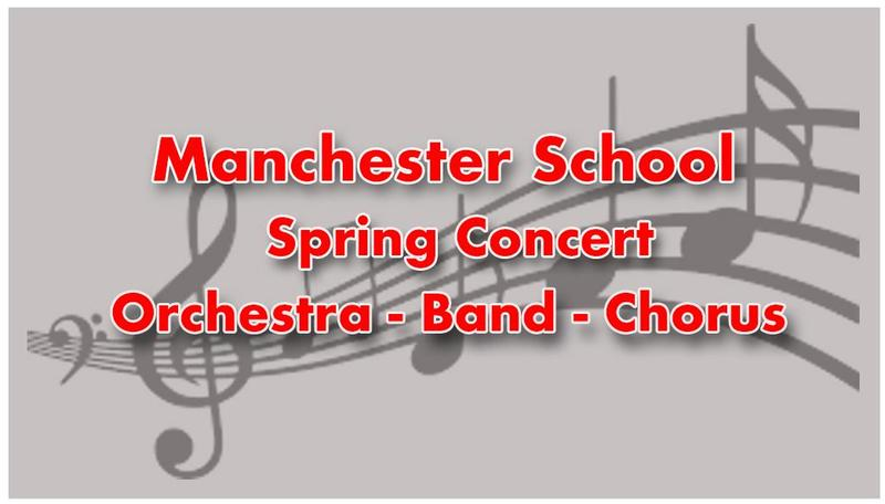 Manchester Concert ad