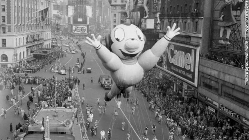 The History of the Macy's Thanksgiving Day Parade Featured Photo