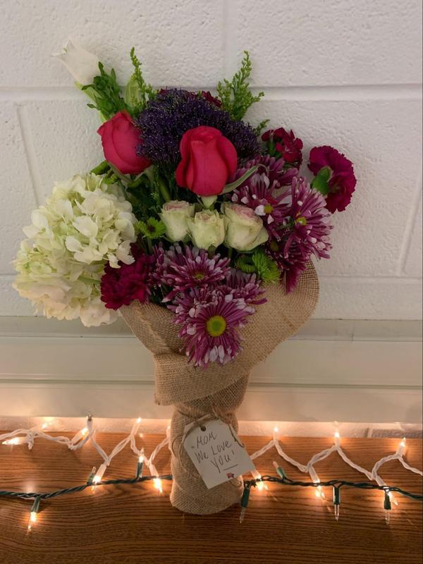 Packer Petals Bouquet