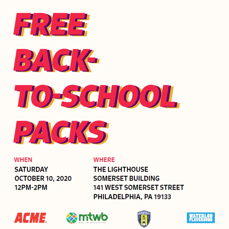 FREE BACK-TO-SCHOOL PACKS Featured Photo