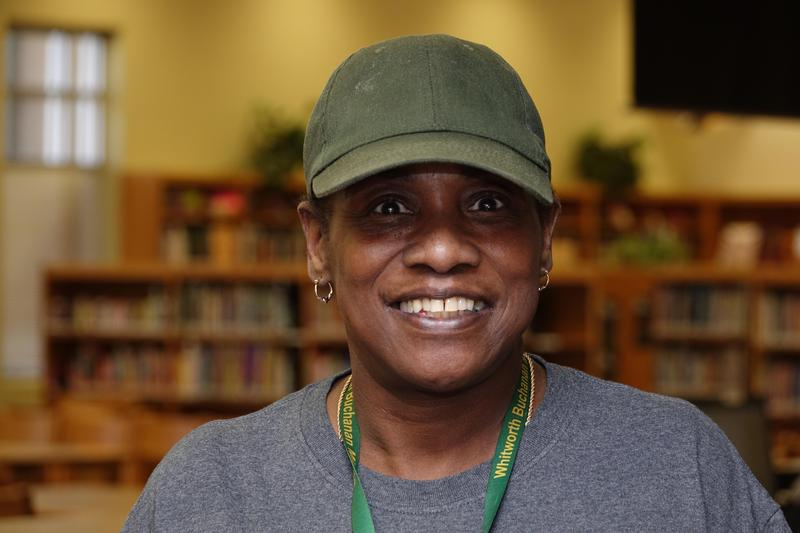 February Staff Member of the Month: Ms. Eugenia Knight Thumbnail Image
