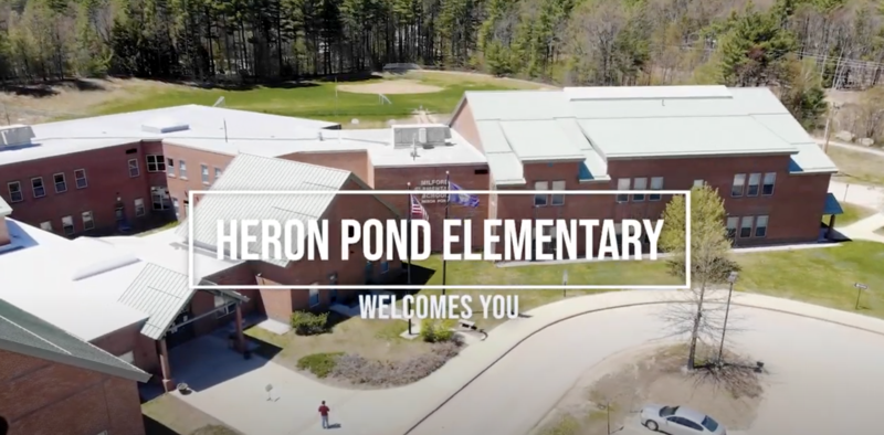 Heron Pond Elementary Welcomes You!