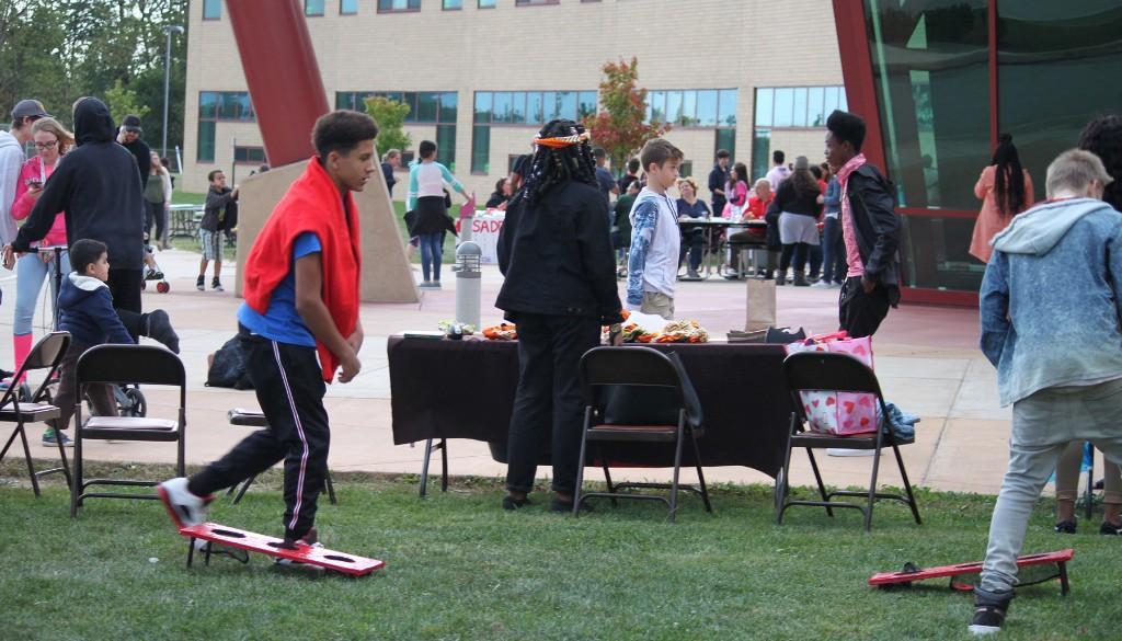 PHHS Annual Fall Festival-092917