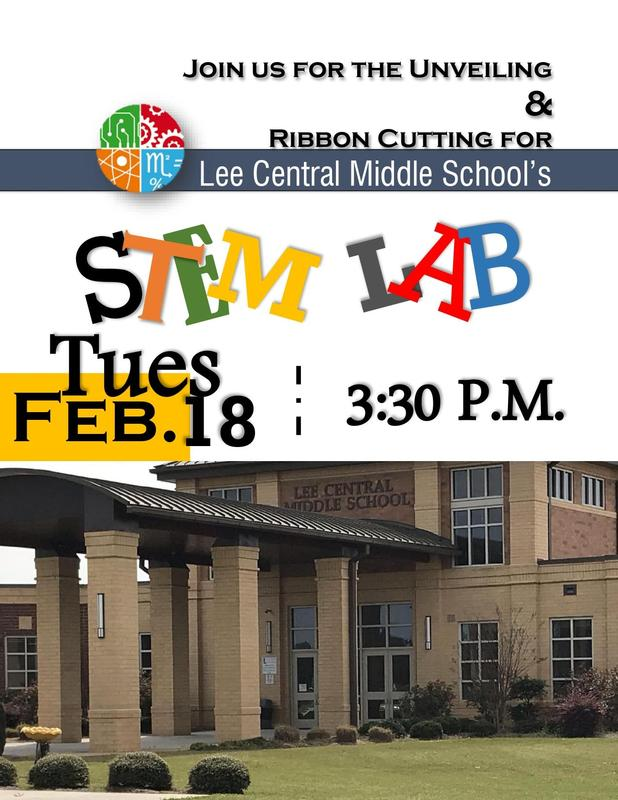 Stem Lab flyer