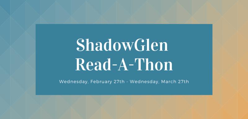 ShadowGlen Elementary          Read-A-Thon Thumbnail Image