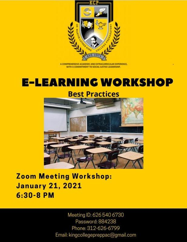 E-Learning Workshop