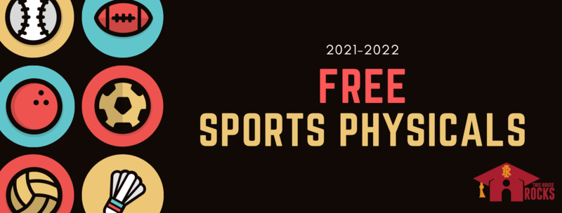 FREE Sports Physicals for 2021-2022 School Year Featured Photo