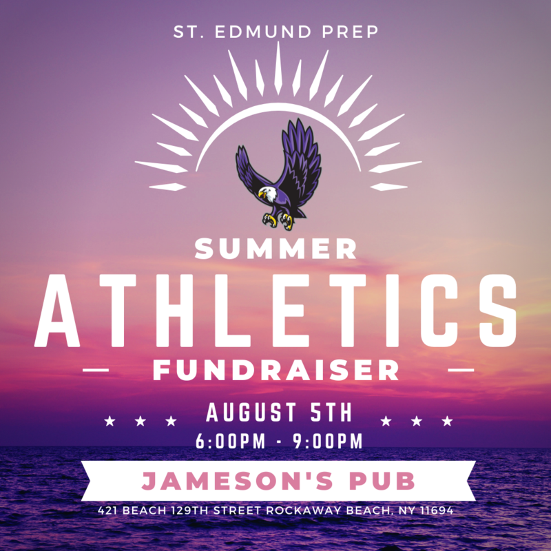 Summer Athletics Fundraiser Featured Photo