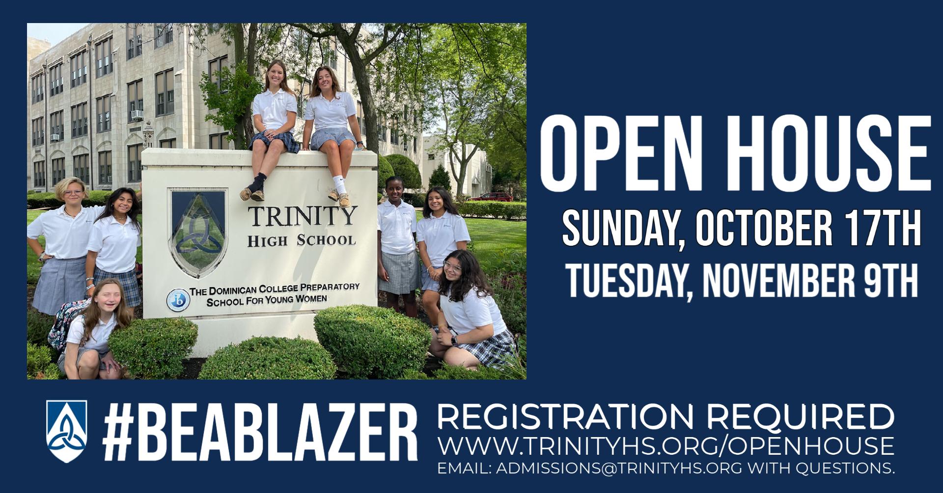 Trinity Open House