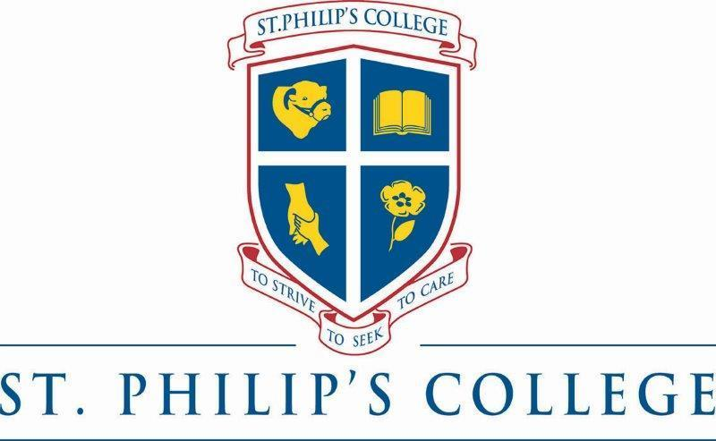 St. Philip's College Crest