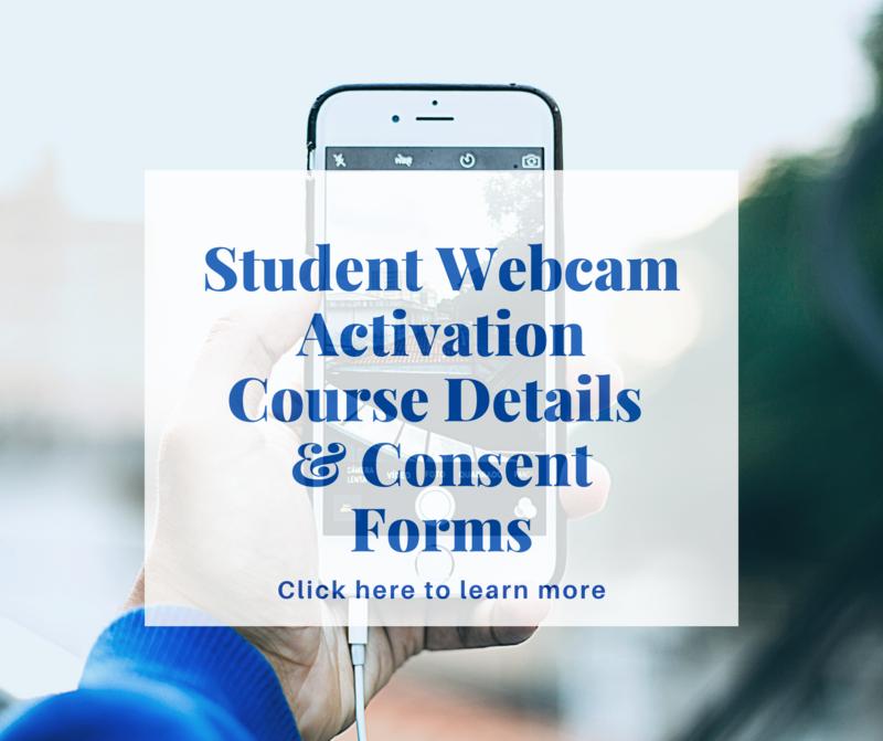 Student Chromebook Webcam Activation Thumbnail Image