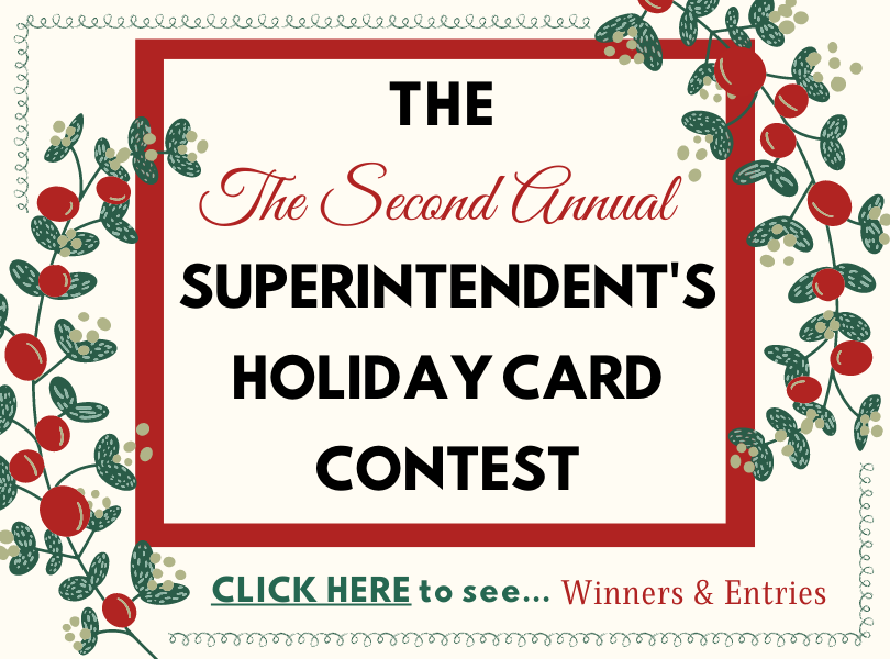 Holiday Card Contest - Winners & Entries