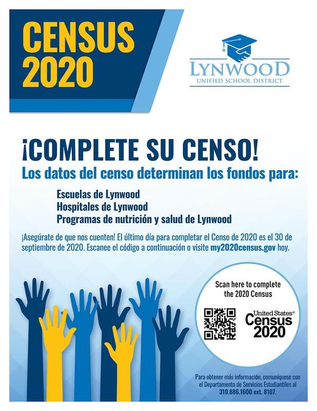 CENSUS - Complete by September 30th! Featured Photo