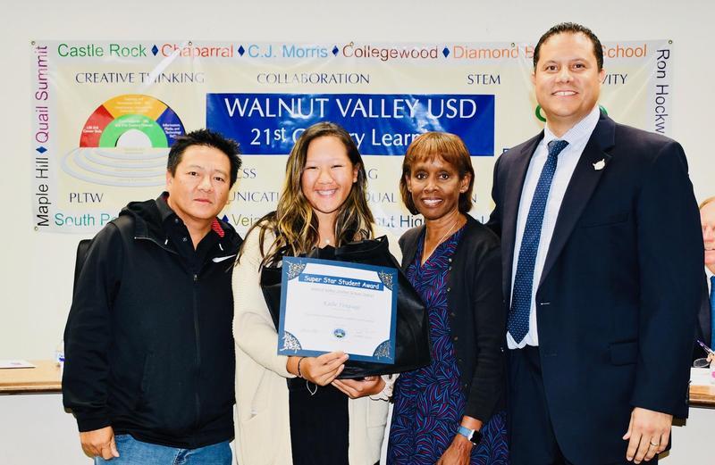 Diamond Bar, Walnut High Shining Stars Honored Featured Photo