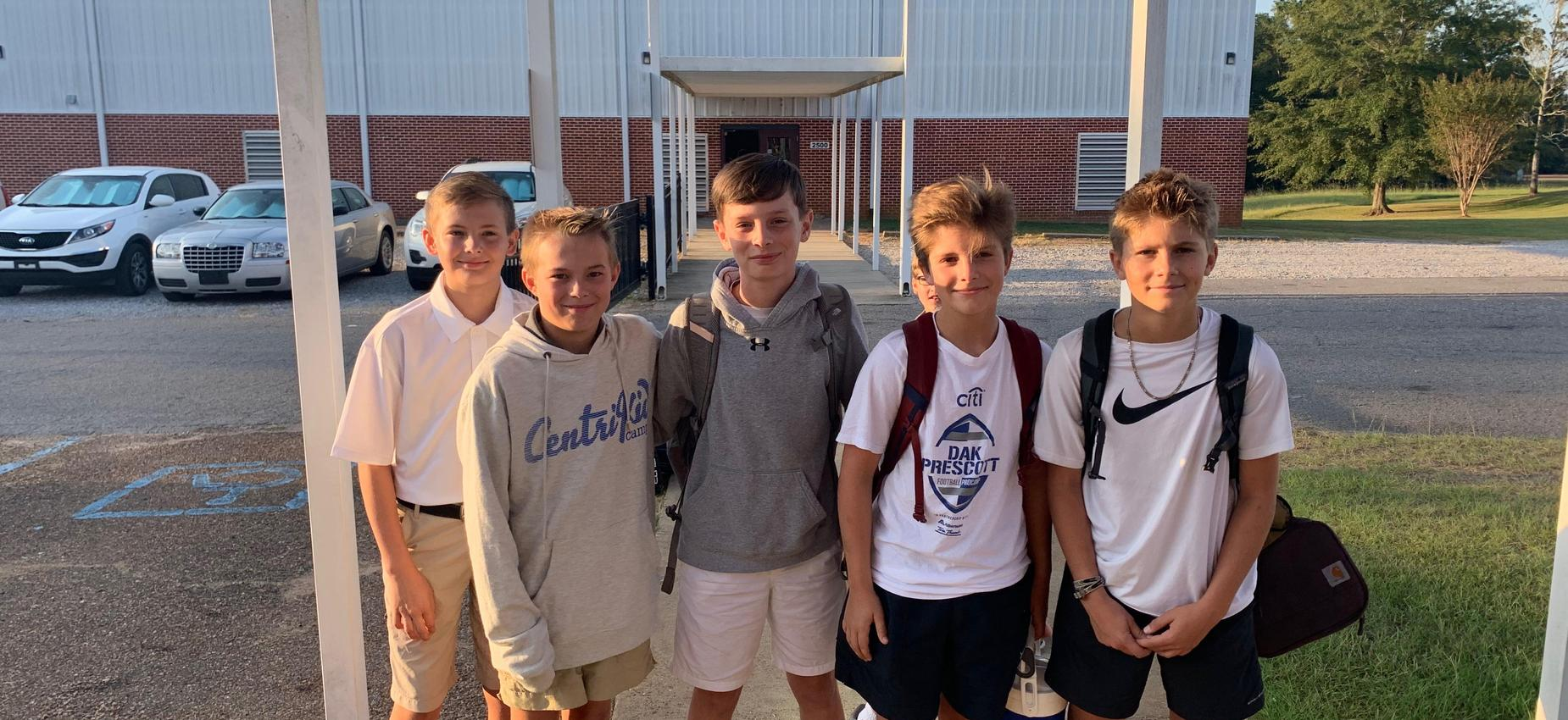 Students gather for SYATP