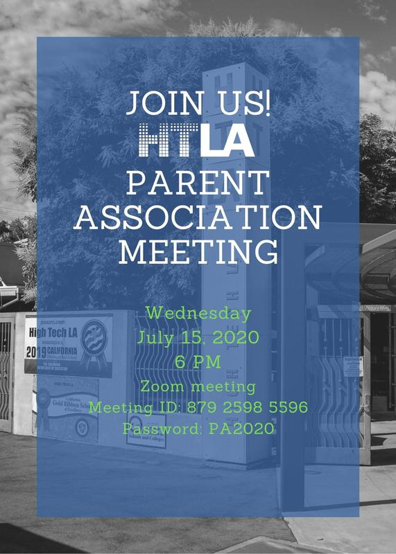 PA meeting Flyer
