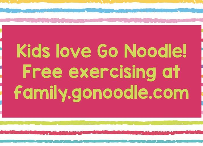 Noodle Free Exercising