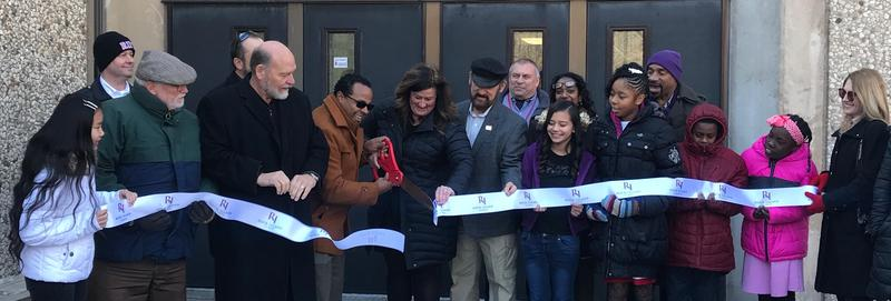 RIMSD#41 Celebrates Renovation Projects at Earl Hanson Featured Photo