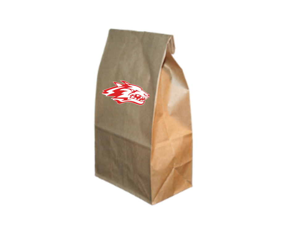 picture of sack lunch