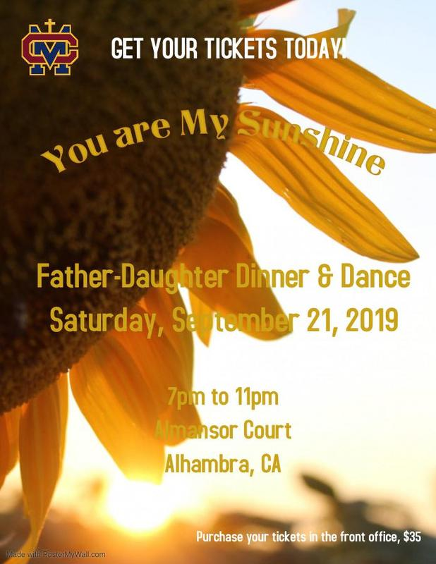 Father-Daughter Tickets On Sale Now! Thumbnail Image