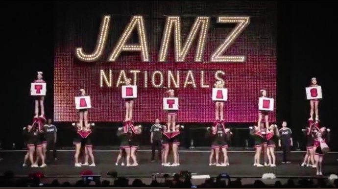 GHS Cheer wins National Championship