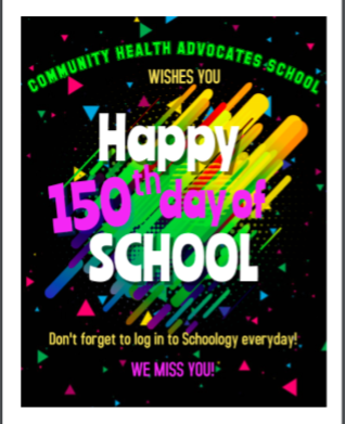 150 Days of School!!!! Featured Photo