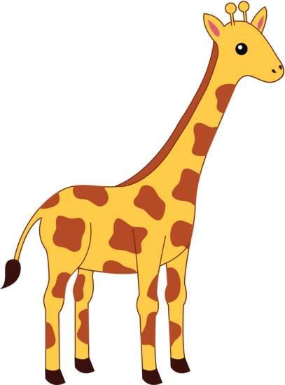 Image of a giraffe