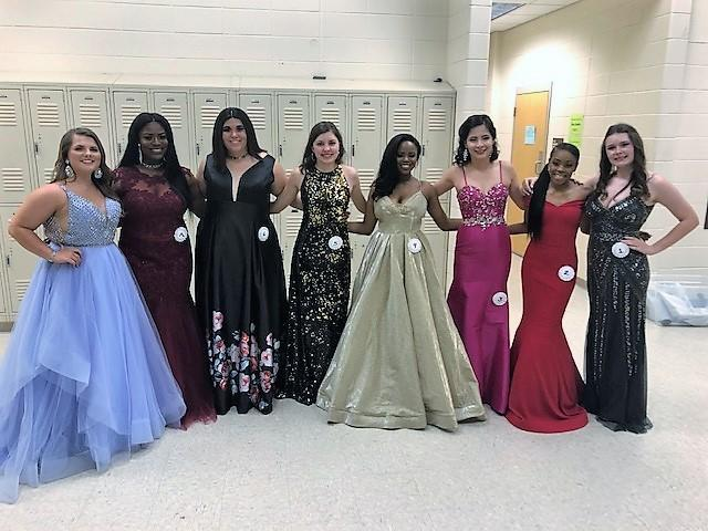 Miss VHS Pageant 2019