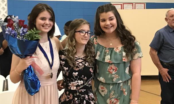 8th Grade Ceremony