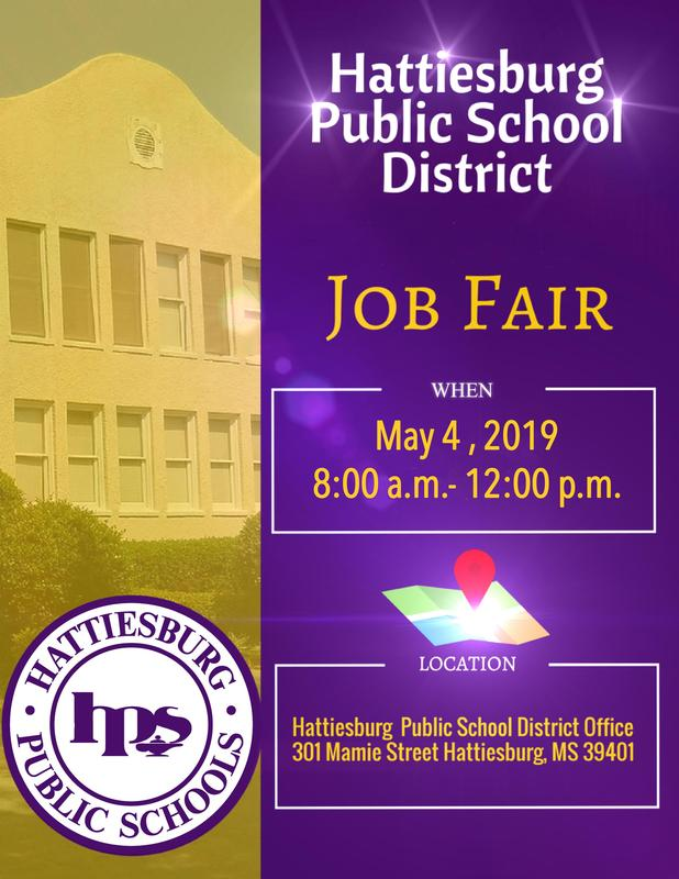 HPSD Job Fair, May 4 Featured Photo