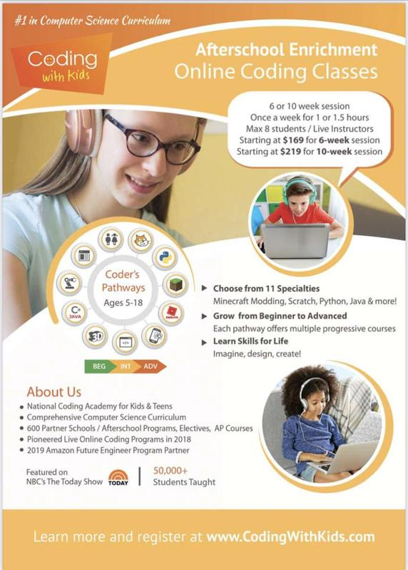 Coding with Kids Thumbnail Image