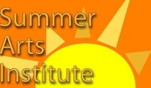 Summer Arts Institute Logo