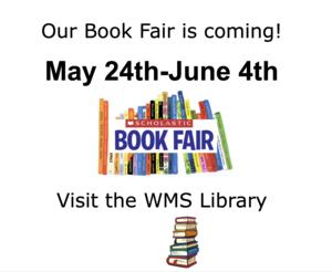 WMS Book Fair