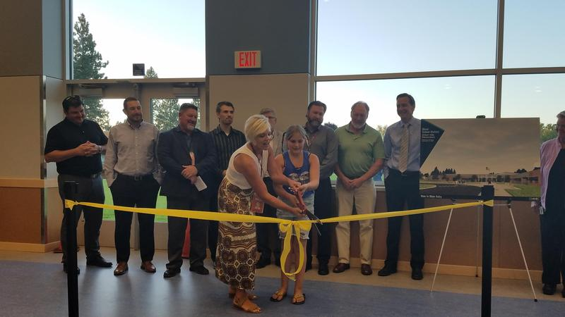 Shiloh Hills Ribbon Cutting