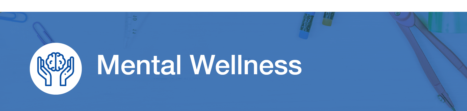 Mental Wellness Banner
