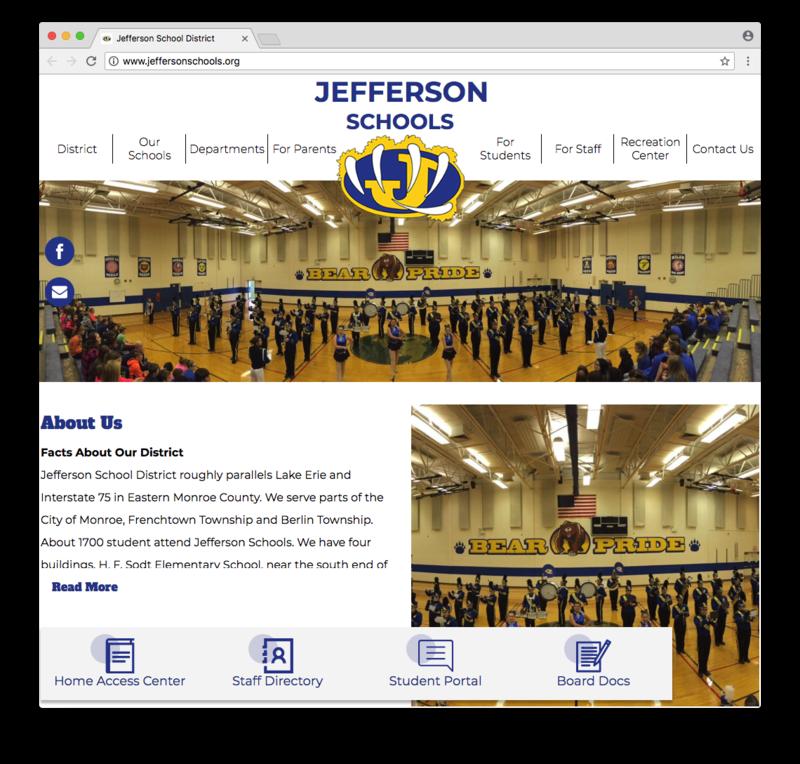School Website Design of the Week: 6/22/2018 Featured Photo