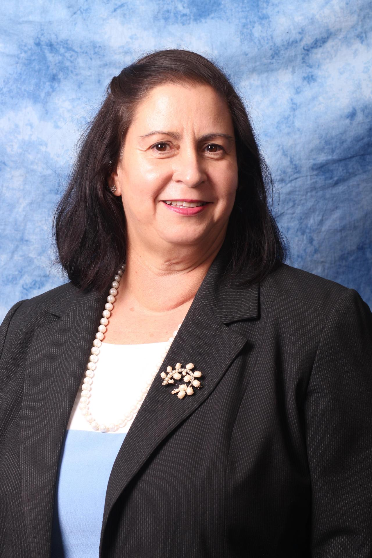 Superintendent Silvia Abbato portrait