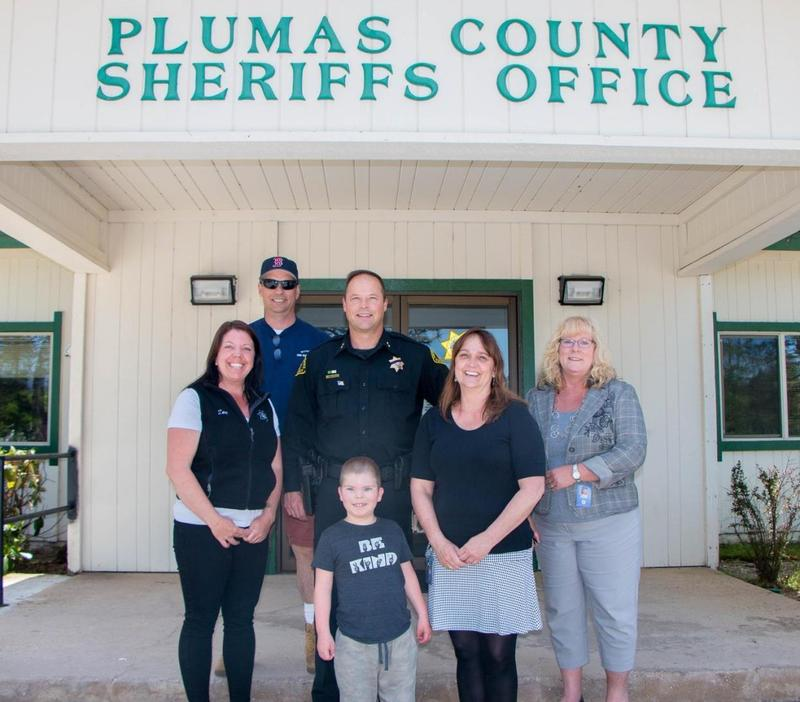 Plumas Dispatch and Plumas Unified School District