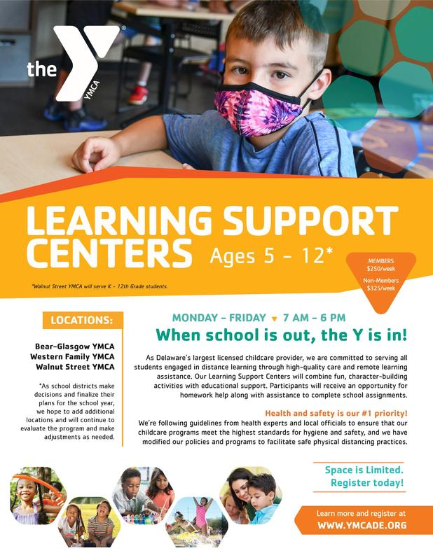 YMCA Learning Centers Offer Options for Working Parents Featured Photo